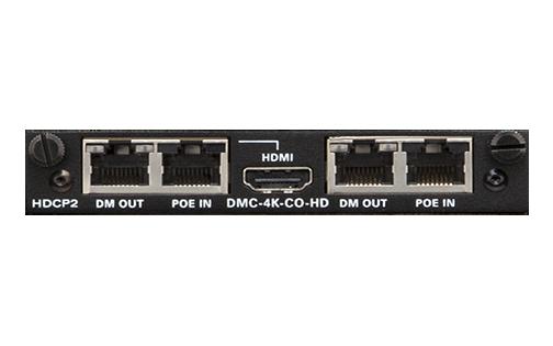 Crestron DMC-4K-CO-HDCP2
