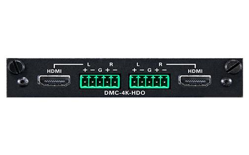 Crestron DMC-4K-HDO