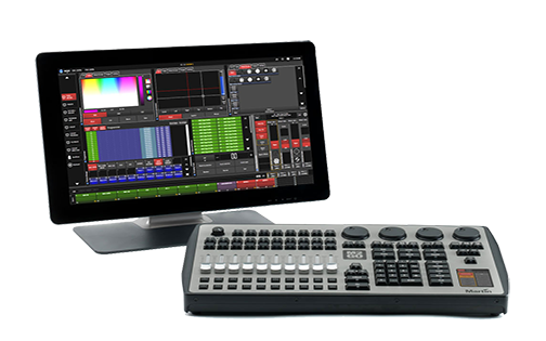 Martin M2GO Lighting Console