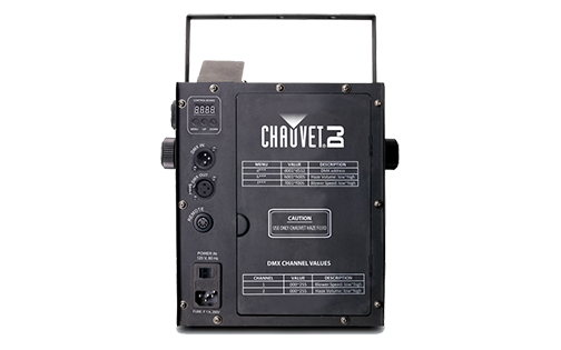 CHAUVET-DJ Hurricane Haze 2D
