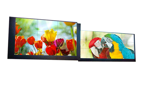 Delta 55″ Super Narrow LCD Video wall