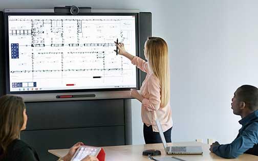 Smart Board 8055I