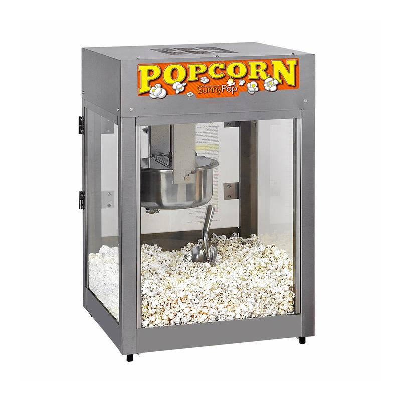 SunnyPop Popper – 12-oz. Popcorn Machine