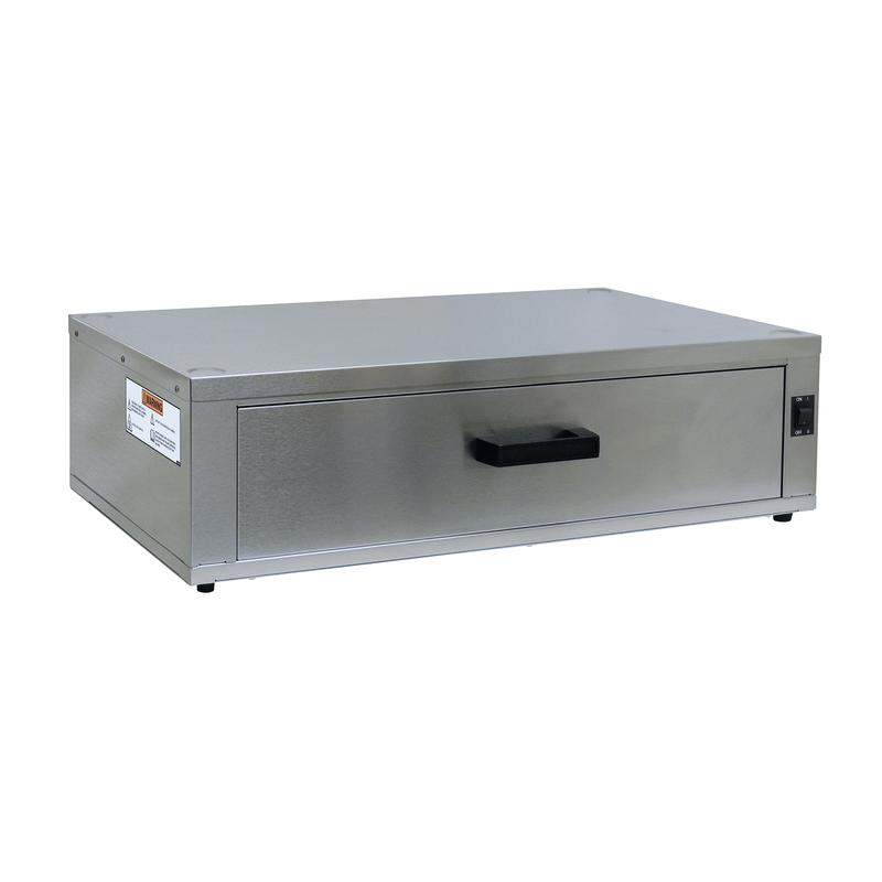 Heated Large Bun Cabinet – NSF Approved