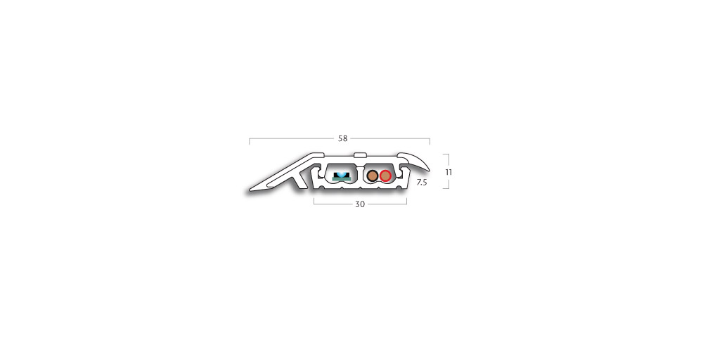 GRADUS CLC20/TDB45
