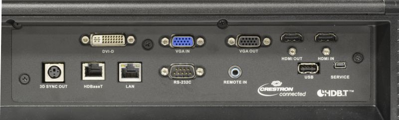 Eiki EK-625U 1-Chip DLP