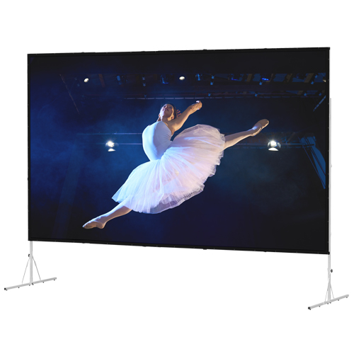 Dalite Fast-Fold Deluxe Screen System