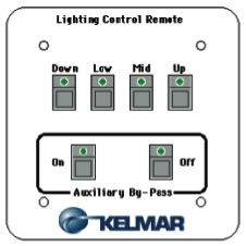 Deluxe Dimmer Remote