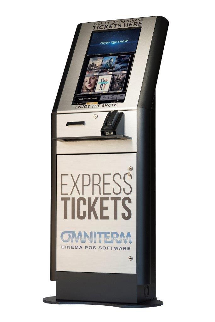 Omniterm ABO Ticketing Kiosks