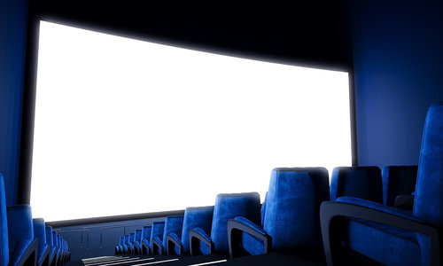 HARKNESS  Perlux HiWhite – 2D and Active 3D Screens