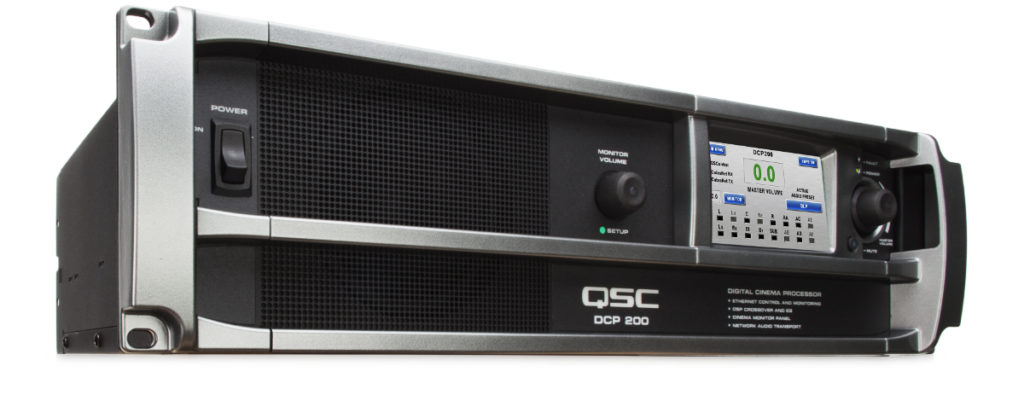 QSC DCP 200