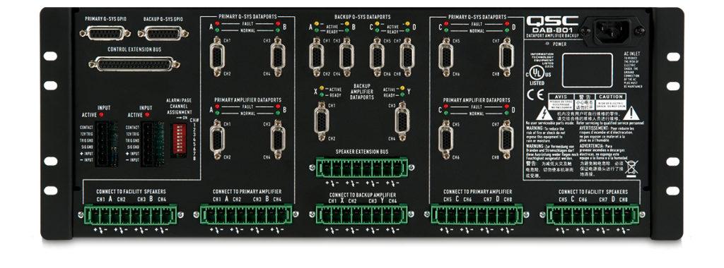 QSC DAB-801