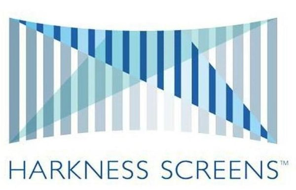 HARKNESS  Precision White for RealD – Exclusive Premium 3D screens.