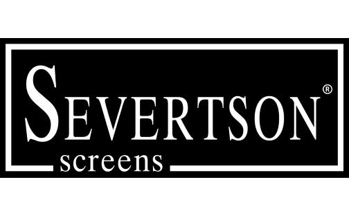 Severtson FOLDED 3D CINEMA PROJECTION SCREENS