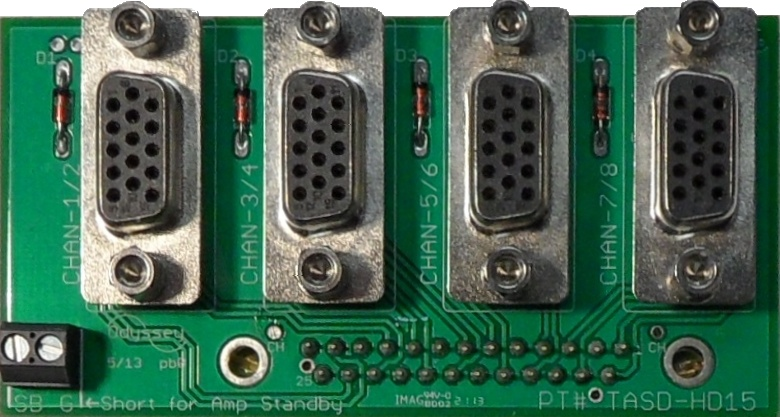 Odyssey ATMOS/TASCAM Boards and Cables
